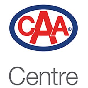 CAA Centre Logo