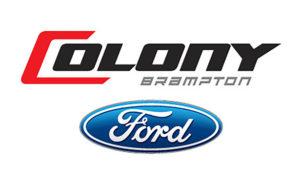 Colony Ford Brampton Logo